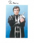 Paul Darrow (Blakes 7) - Genuine Signed Autograph 6781